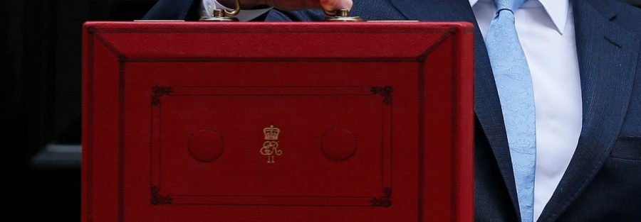 Chancellor briefcase