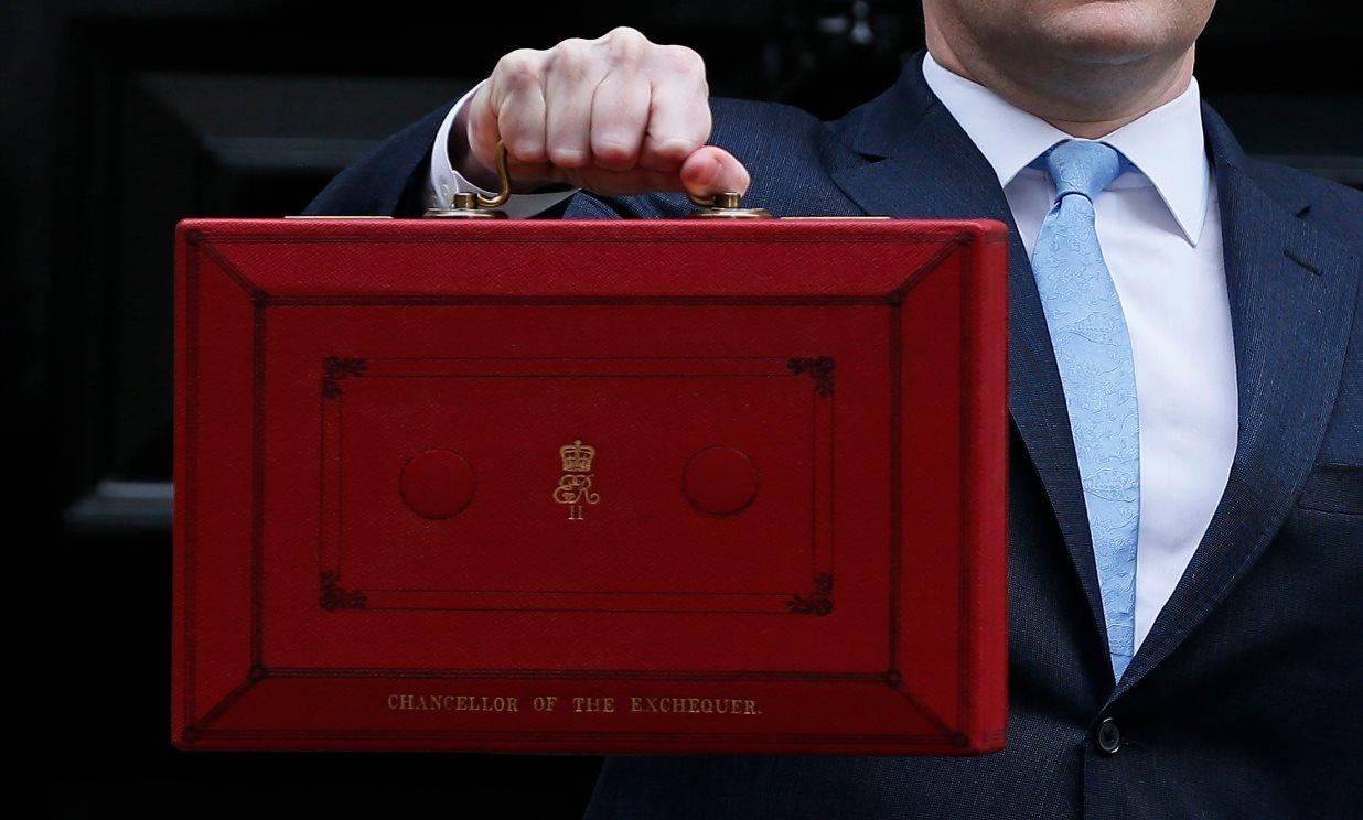 Chancellor briefcase