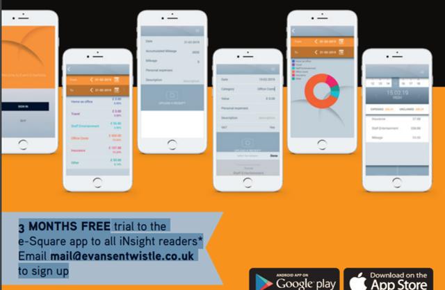 eSquare app pic