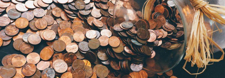 cash coins money