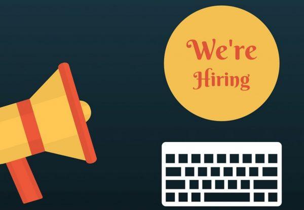 we are hiring   e