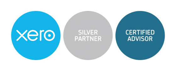xero silver partner cert advisor badges RGB